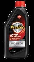 Havoline Energy SAE 0W-20 Specifically developed for vehicles manufactured by Volvo requiring an engine oil approved to VCC RBSO-2AE Designed to provide enhanced fuel economy in vehicles where 0W-20
