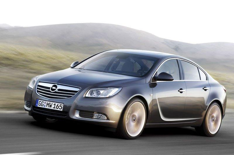 Business Events YTD 2008 GM Opel Insignia Gen IV & XWD: Awarded 2005,