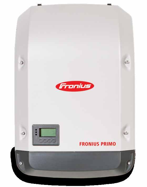 Inverters Fronius Fronius Eco Inverter Fronius Eco 25.0kW or 27.0kW power range The compact project inverter for maximum yields The three-phase Fronius Eco in power categories 25.0 and 27.