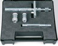 Diagnostics COMPRESSION DIESEL - Adapters Adapters - Measuring tips for Diesel engines for trucks No.
