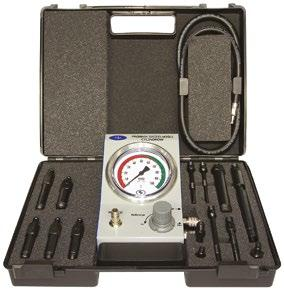 CYLINDER LEAKAGE TESTER Engine Diagnostics Engine diagnostics PETROL & DIESEL Cylinder Leakage Tester Art.