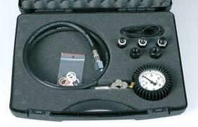OIL PRESSURE Engine diagnostics Engine diagnostics Measuring range Oil Pressure Tester with ability to check the sensor Art.