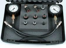 kit for injection pumps Art. 923 000 00 Allows measurement of pressure pumping and vacuum suction pumps: VE, DPC and DPA.