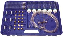 Diesel Diagnostics Common Rail Diagnostic set for piezo injectors Art.