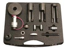 Pullers to injectors MERCEDES Kit for pulling injectors MERCEDES CDI Common-Rail MASTER Art.