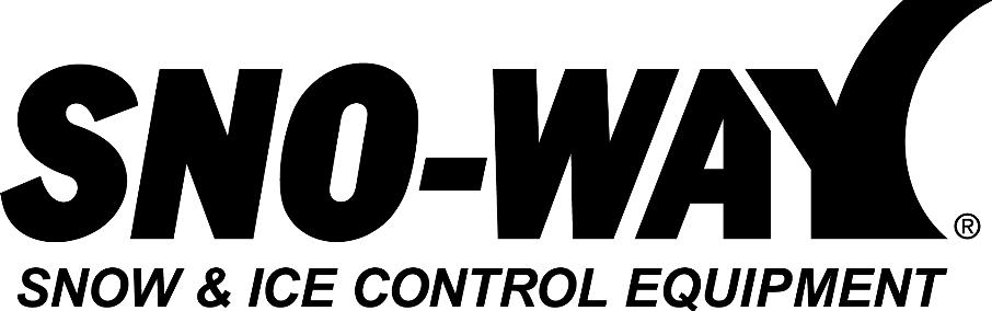 INSTALLATION MANUAL SWS 30-30 Gallon Auxiliary Tank FOR RVB1500, 2000, 2500 SPREADERS Sno-Way, Down Pressure and EIS are registered trademarks of Sno-Way International, Inc.