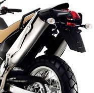 The sound of adventure Radical off-road styling and twin upswept pipes echo the form and function of Yamaha s