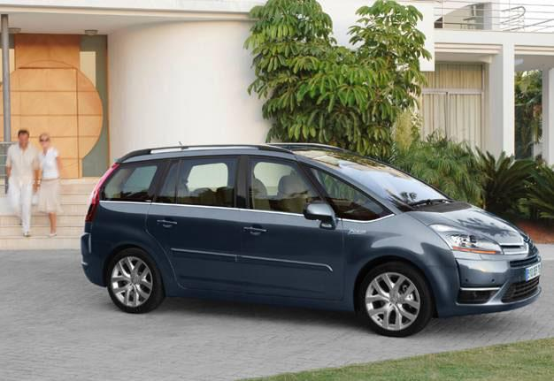 9 Citroën Grand C4 Picasso In thousand units Worldwide sales 2006 2007 207 +55.