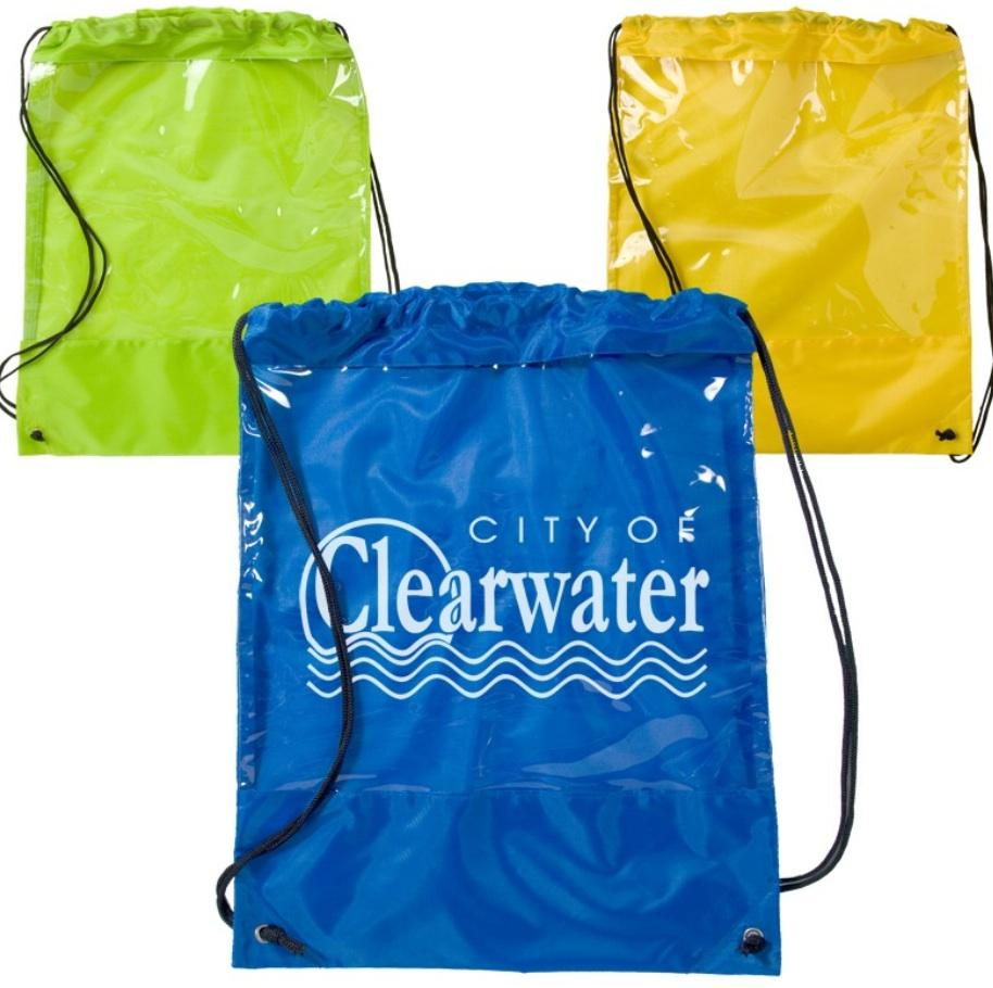 yellow/gold Eco Friendly Tradeshow Tote Regular Price: $2.95 each Closeout Price: $1.
