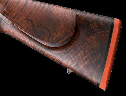 85 SAFARI The Sako 85 Limited Edition premium Safari rifles are made by Sako s master gunsmiths. These beautiful rifles are made one by one and with an eye for detail and perfection.
