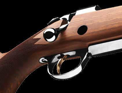 85 DELUXE The traditional Sako 85 Deluxe combines an attractive, timeless appearance with superior Sako accuracy and reliability.