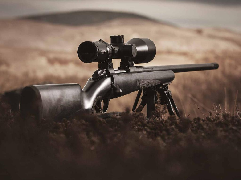 85 LONG RANGE If you are looking to shoot far, the Sako 85 Long Range rifle serves you well. This rifle has been designed for long-range hunting in particular.