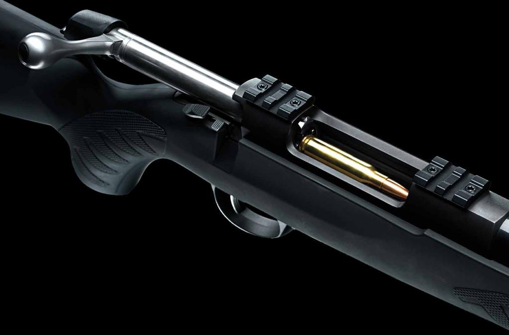 The Sako A7 was created to offer a lightweight, genuine Sako rifle at an attractive price.