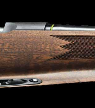 QUAD HUNTER PRO The Sako Quad Hunter Pro has the latest Sako features and is designed to look and feel like a traditional Sako hunting rifle.