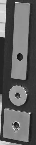 Coastal Series & Standard Trim 8200 Mortise Locks
