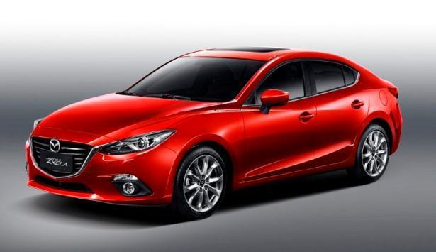 CHINA Sales were up 19% year-onyear to 94,000 units (000) 100 50 79 19% New Mazda3Axela First Half Sales Volume 94 New Mazda3 Axela and new Mazda6 Atenza