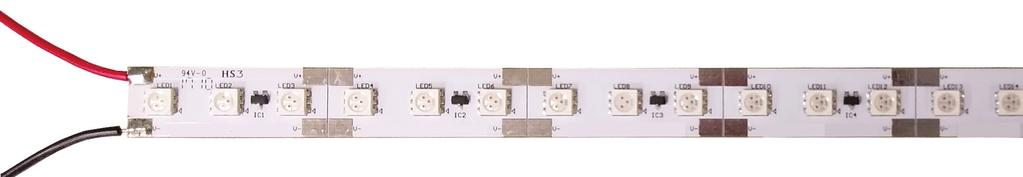 AMBER LED PCB BTS-12-24/5050-AMB-2 Correlated Color Temperature (K) Luminous Output (lm) BTS-12-24/5050-AMV-2 Amber 41 BTS-12-24/5050-BLUE-2 Blue 66 Blue Amber Power Consumption (W) 4.8 2.