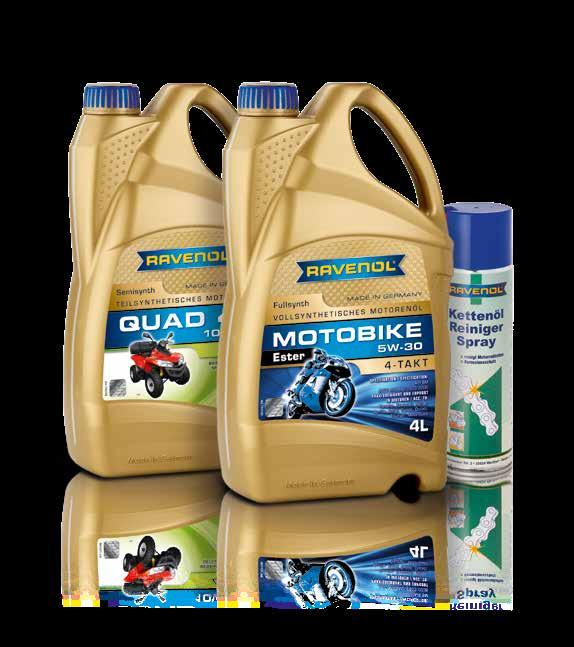 Motobike oils RAVENOL Carb Reiniger Spray Cleans carburetors in the suction and throttle valve area