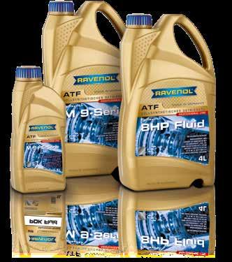 Automatic Transmission Fluids (ATF) Automatic Transmission Fluids (ATF) Motor vehicles are equipped with manual, automatic, distribution and axel drives.