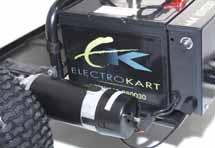 The ElectroKart Voyager also has Thermal Safety Overload.