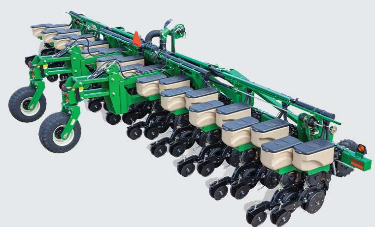 firm it in the seed trench, and close the seed trench to support maximum yields.