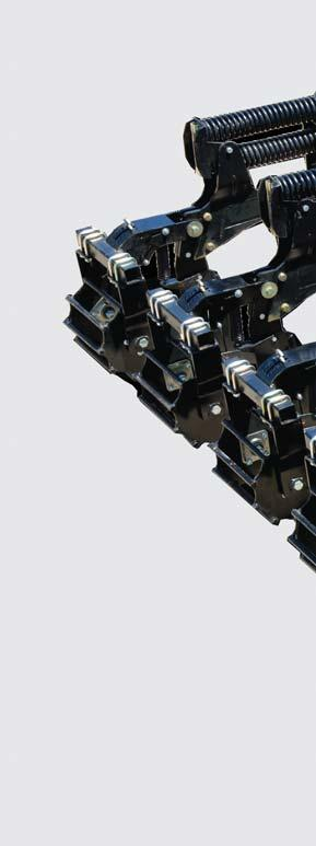 the shanks for one-pass spring tillage Sub-Soiler: Deep vertical tillage MODELS SS1300