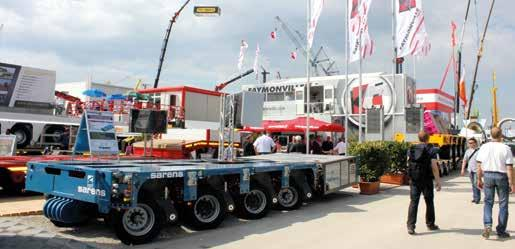 PRODUCT TO THE MAX New developments reinforce status as innovative pioneer Trailers to the MAX - with that something extra The bauma is waiting in the wings, and in April the who s who in the sector