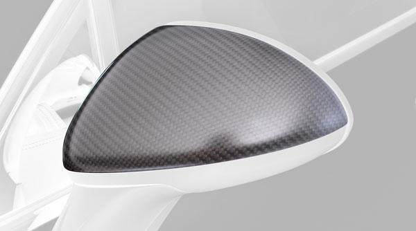 462,10 149,94 roof spoiler EVO 2pieced in clearcoated carbon black checkered flag VIN is required, due to two different