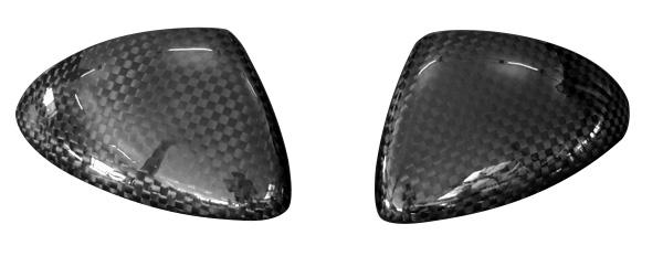 902,00 149,94 mirror covers in clearcoated carbon black VIN is required due to two different versions! OrderNo.