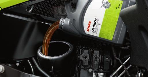 Perfect for lubricating engines that comply with exhaust standard Stage l (Tier 1) The excellent operating stability guarantees an outstanding service life for all components Simplifies maintenance