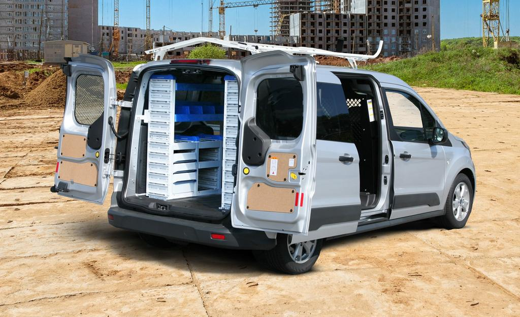 Ford Transit Connect Van In