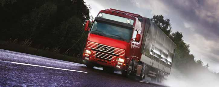 Engine oils The Gulf engine oil range covers the majority of applications in the truck and bus market.