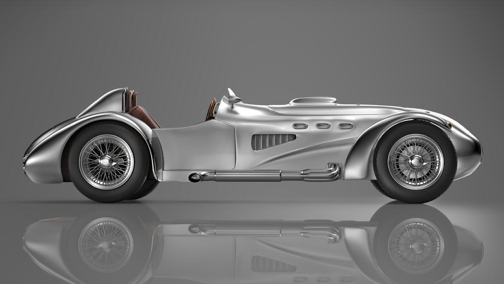 3 new Allard J3s will be built initially, to