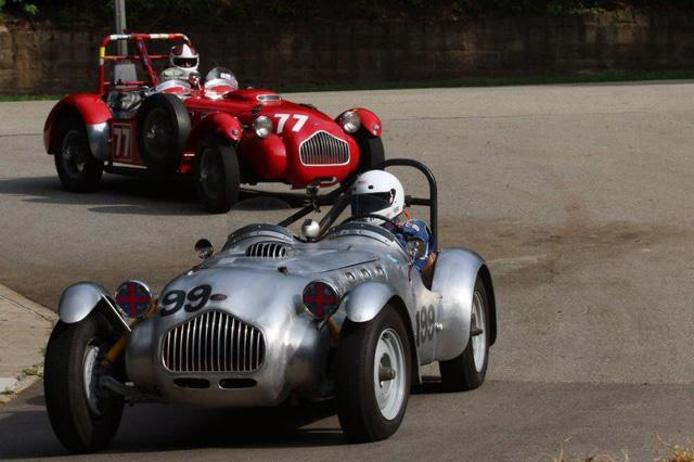 Allard Sports Cars Limited is seeking external investment to help