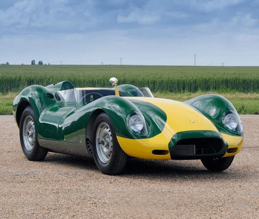 Notably, the new Lister 'Knobbly' has recently been invited by Lord March to compete at Goodwood. This is the first time 'continuation' cars have been permitted.