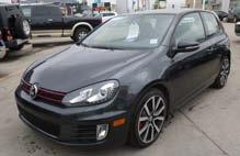 only 26,000kms, Balance of factory warranty 2012 Volkswagen GTi