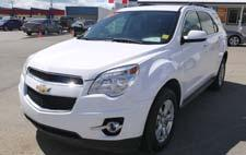 chevrolet equinox 1LT stock# n33911a awd, power Group,