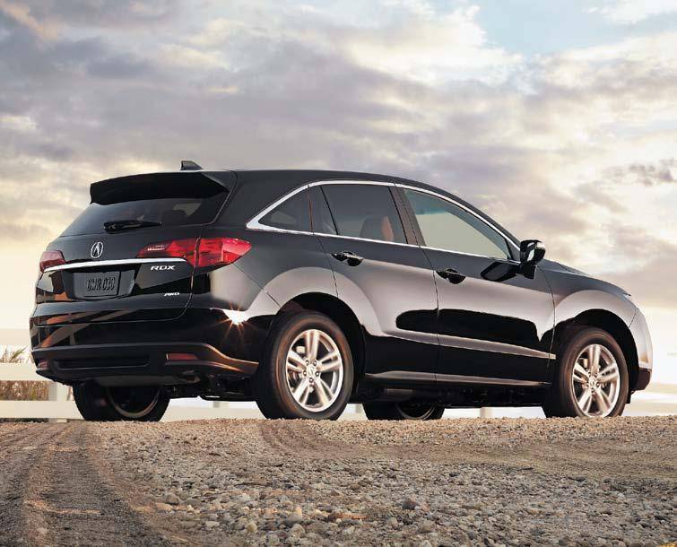 LAUNCH INTO SUMMER EVENT 2014 RDX The 273 HP V6 2014 RDX. Efficient high performance doesn t have to be optional. 368 * BI-WEEKLY PAYMENT 2.