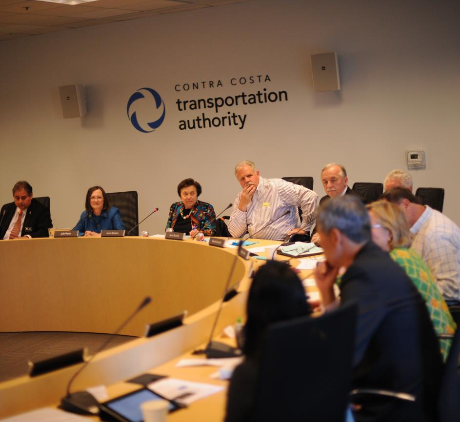 WHO WE ARE The Contra Costa Transportation Authority (CCTA) is a public agency formed by Contra Costa voters in 1988 to manage the county s transportation sales tax program and to lead the county s