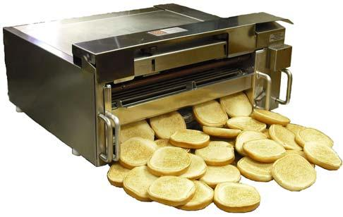 OWNER S MANUAL MODEL HT18 AUTOTOAST HORIZONTAL TOASTER Supplier Name: Address: Model #: Serial # : Date Received: Date Installed: Telephone #: 704-525-6230 Fax #: 704-525-6229 Service Referral #