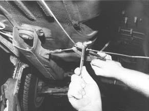 Use vise grip pliers and an end wrench to