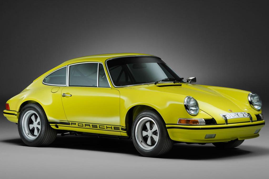 and most desirable models, the 911SR.