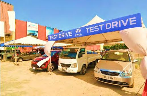 EVENT HIGHLIGHTS West Wing Test Drive I d like to