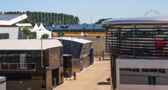 J U L Y 2 0 1 5 P A G E 2 Engineering Behind the Scenes at Silverstone Everybody