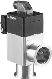 Valves with ISO-KF Flanges Overview 1 2 4 3 5 5 5 1 1 1 6 7 8 Oerlikon Leybold Vacuum ISO-KF valves are available