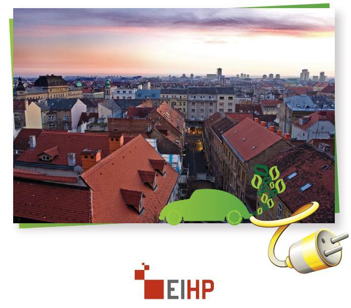 Past Activities: The Development of Energy Infrastructure for EV Charging in City of Zagreb EIHP participated in the development of an overall strategy to prepare the infrastructure in Zagreb