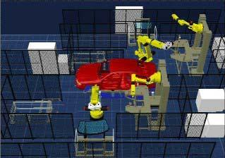 EXPANSION OF VIRTUAL FACTORY Production Engineering before