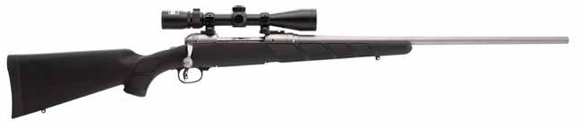 "16/116 TROPHY HUNTER XP Detachable Box Magazine // Black Synthetic Stock // Stainless Steel Barrel // 3-9x40 Nikon BDC Scope / LBS 16 TROPHY HUNTER XP SHORT 42.6"" 22"" 7.5 4 13."