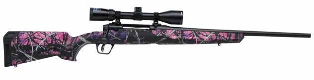 "new AXIS II XP STAINLESS 3-9x40 Bushnell Scope // Detachable Box Magazine // Black Synthetic Stock // Pillar Bedding // Stainless Steel Barrel new AXIS II XP STAINLESS LONG / SHORT 43.875"" 22"" 6."