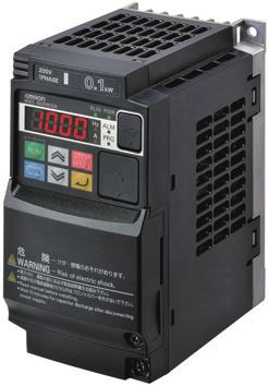 CSM_Inverter_TG_E_1_2 Introduction What Is an Inverter? An inverter controls the frequency of power supplied to an AC motor to control the rotation speed of the motor.